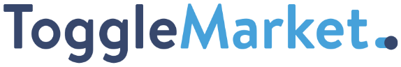 Toggle market logo